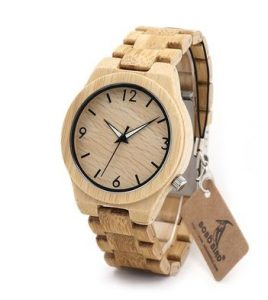 All Bamboo wooden watches